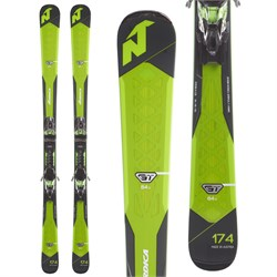 Nordica GT 84 Ti Skis ​+ X-Cell 12 Bindings