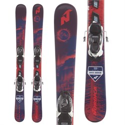 Nordica Soul Rider Skis ​+ Jr 7.0 Bindings -  Boys'
