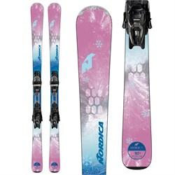 Nordica Astral 74 CA Skis ​+ TP2 Compact 10 Bindings - Women's