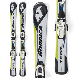 Nordica Team J R ​+ Jr 7.0 Bindings - Boys'