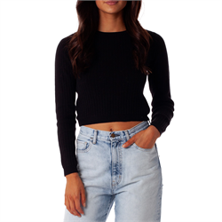 Rhythm Melrose Knit Long-Sleeve Top - Women's