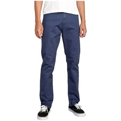 RVCA Daggers Slim-Straight Twill Pants