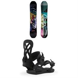CAPiTA Indoor Survival Snowboard + Union Contact Pro Snowboard Bindings 2020