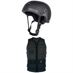 Mystic MK8 X Wake Helmet + Supreme Impact Wake Vest 2019