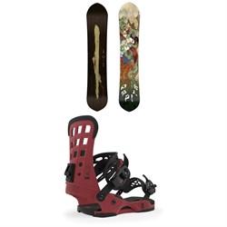CAPiTA Kazu Kokubo Pro Snowboard + Union Atlas Snowboard Bindings 2020