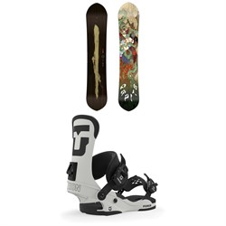 CAPiTA Kazu Kokubo Pro Snowboard ​+ Union Force Snowboard Bindings 2020