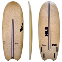 Solid Surf Co Bento Box Surfboard