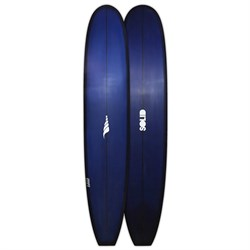 Solid Surf Co Log Surfboard