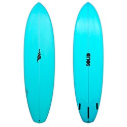 Solid Surf Co Diamond Jig Surfboard