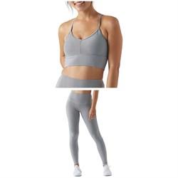 Glyder Premier Bra + High Power II Leggings - Women's