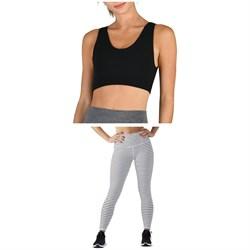 Glyder Luna Bra + High Power Leggings - Women's