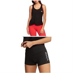RVCA Warp Tank Top + VA Shorts - Women's