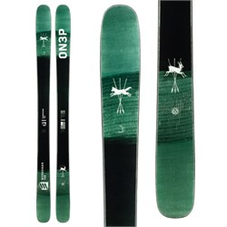 ON3P Woodsman 108 Skis 2020