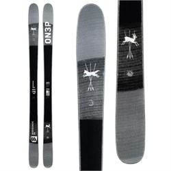 ON3P Woodsman 96 Skis 2020