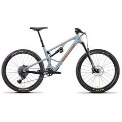 Santa Cruz Bicycles 5010 C S Complete Mountain Bike 2020