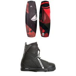Liquid Force Classic Wakeboard ​+ Classic Wakeboard Bindings