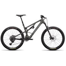 Santa Cruz Bicycles 5010 C S​+ Complete Mountain Bike 2020
