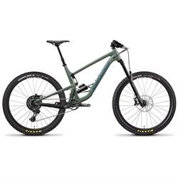 Santa Cruz Bicycles Bronson A R Complete Mountain Bike 2020