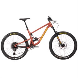 Santa Cruz Bicycles Bronson A R Complete Mountain Bike 2020
