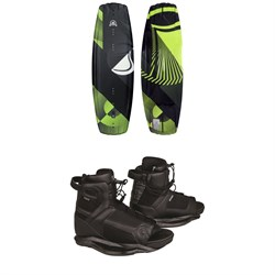 Liquid Force Classic Wakeboard ​+ Ronix Divide Wakeboard Bindings