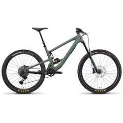 Santa Cruz Bicycles Bronson C S Complete Mountain Bike 2020