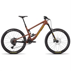Santa Cruz Bicycles Bronson C S Complete Mountain Bike 2020