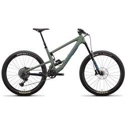 Santa Cruz Bicycles Bronson C S+ Complete Mountain Bike 2020