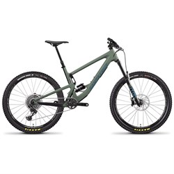 Santa Cruz Bicycles Bronson CC X01 Complete Mountain Bike 2020