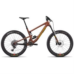 Santa Cruz Bicycles Bronson CC X01 Reserve Complete Mountain Bike