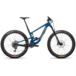 Santa Cruz Bicycles Hightower CC X01 Reserve Complete Mountain Bike 2020