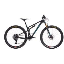 Santa Cruz Bicycles Blur CC XX1 AXS Trail Reserve Complete Mountain Bike 2020