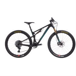 Santa Cruz Bicycles Blur CC XX1 AXS Trail Reserve Complete Mountain Bike 2020