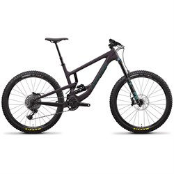 Santa Cruz Bicycles Nomad C S Complete Mountain Bike 2020