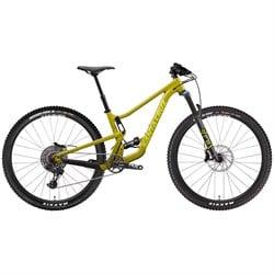 Santa Cruz Bicycles Tallboy A R Complete Mountain Bike 2020