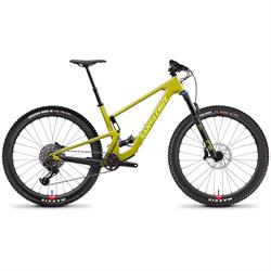 Santa Cruz Bicycles Tallboy C S Reserve Complete Mountain Bike 2020