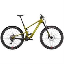 Santa Cruz Bicycles Tallboy CC X01 Reserve Complete Mountain Bike 2020