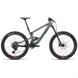 Santa Cruz Bicycles Bronson C S Reserve Complete Mountain Bike 2020