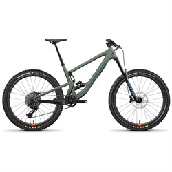Santa Cruz Bicycles Bronson C S Reserve Complete Mountain Bike 2020