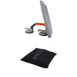 Eight.3 Concave Blade 138 Wakesurf Shaper + 25 lbs Boost Sac