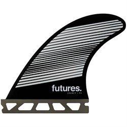 Futures Legacy F4 Small Tri Fin Set