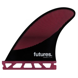 Futures Legacy P4 Small Tri Fin Set