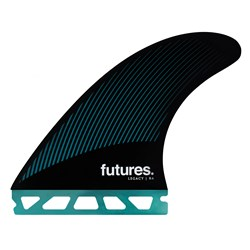 Futures Legacy R6 Medium Tri Fin Set