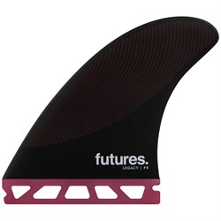 Futures Legacy P8 Large Tri Fin Set