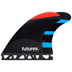 Futures John John Techflex Small Tri Fin Set