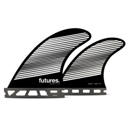 Futures Legacy F4 Small Quad Fin Set