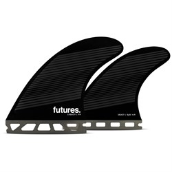 Futures Legacy F8 Large Quad Fin Set