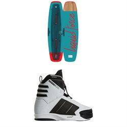 Liquid Force Eclipse Bloodline Wakeboard ​+ Form 4D Wakeboard Bindings