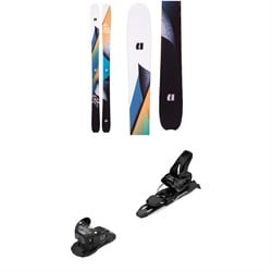 Armada Trace 88 Skis - Women's ​+ Salomon Warden MNC 11 Ski Bindings 2020
