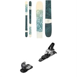 Armada ARW 86 Skis - Women's 2020 ​+ Salomon Warden MNC 11 Ski Bindings 2020
