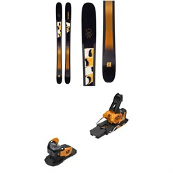 Armada Trace 108 Skis - Women's ​+ Salomon Warden MNC 13 Ski Bindings 2020